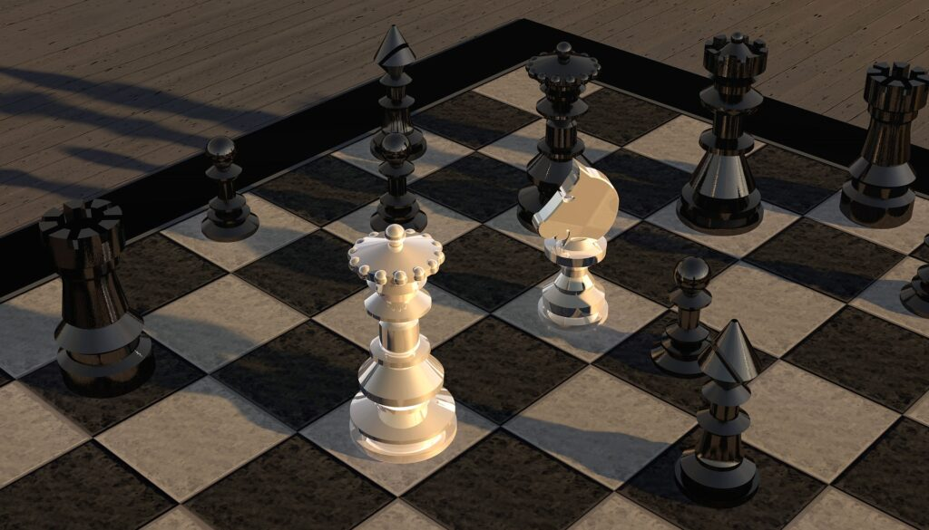 Strategy, Chess Strategy, Business Strategy
